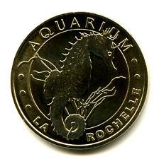 17 LA ROCHELLE Aquarium, Hippocampe, 2012, Monnaie de Paris