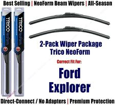 2pk Super-Premium NeoForm Wipers fit 2004 Ford Explorer - 16220x2