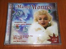 MARILYN MONROE Diamonds are girls best friend - 2 CD - Precintada