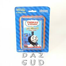 2001 Thomas and Friends All Aboard Card Game Trains Brand New Sealed