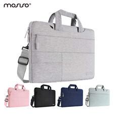 Mosiso Laptop Messenger Bag Case for Macbook Dell hp 13.3 15.6 15 14 women men