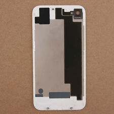 New Back Battery Cover Door Rear Glass Repair For Apple iPhone 4GS 4S White