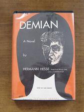 DEMIAN by Hermann Hesse - 1st/1st HCDJ 1948 Knopf siddhartha steppenwolf Nobel