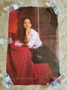 Gloria Estefan 1990 Poster