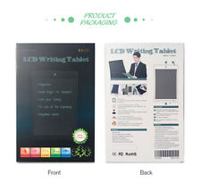 """Howshow 8.5"""" inch LCD Writing Tablet Notepad eWriter Pad"""