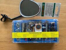 *NEU* 2 Teile, Fahrrad Reparatur Set Flickzeug+Prophete Fahrrad- Mofa-Spiegel