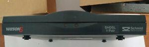SCHMID Telecom SZ.846.V310W Watson 5 SHDSL 1 Pair, NEW