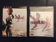 New,Final Fantasy,XIII 2,13,PS3,Pal,UK,2012,Game,Sony PlayStation 3,Square enix.
