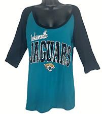 Jacksonville Jaguars Women's Shirt Size M