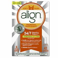 5 Pack - Align Probiotic Supplement 42 Count Each