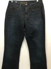 NWT Banana Republic Dark Urban Boot Cut Women Jeans size 10 L32 Vintage