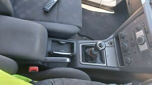 HOLDEN VECTRA 2002-2008 IMPORTED CENTRE CONSOLE