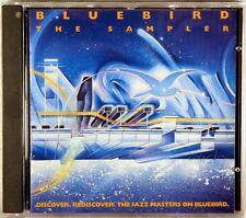 RARE RCA 1987 JAPAN Bluebird Jazz Masters Sampler DIGITALLY REMASTERED 6389-2-RB