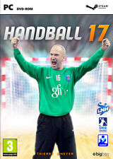 PC Game Handball 17 2017 DVD Shipping NEW