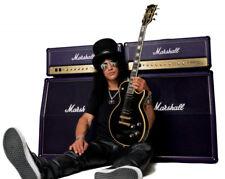 Slash UNSIGNED photograph - M3298 - English-American musician - Guns N' Roses