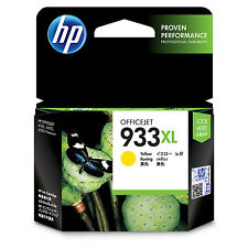 HP Ink Cartridge 933xl High Capacity Yellow CN056AA