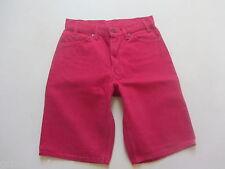 Levis® Jeans Shorts, W 32, rot, TOP !! kurze Hose, Denim Bermuda, MADE in USA !!