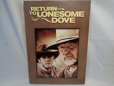 Return To Lonesome Dove TV Movie Miniseries Sequel Jon Voight Reese Witherspoon