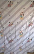 drap WALT DISNEY MICKEY MINNIE C.T.I FRANCE sheet