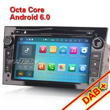 Android 6.0 Autoradio Navi GPS DAB+Opel Corsa C/D Vectra C Zafira Astra H Meriva
