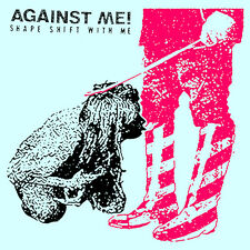 Against Me! - Shape Shift With Me - Vinyl LP (Clear) Album (16th Sept 2016) New