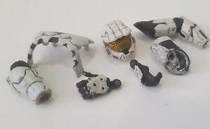 McFarlane Halo 3 White Mark VI helmet & armor -  Action Figure