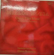 """MIKLOS ROZSA - ELMER BERNSTEIN 12"""" 2 LP (T 10)"""