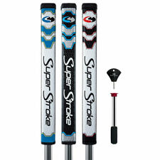 SuperStroke Pistol 1.0 Putter Grip CounterCore Mid Blue