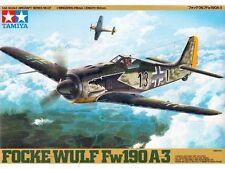 FOCKE WULF Fw190 A3  1/48 61037 kit di montaggio Tamiya