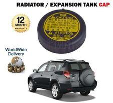 FOR TOYOTA RAV4 2.0i VVTi 2.2DT D4D 2001--> NEW EXPANSION RADIATOR TANK CAP
