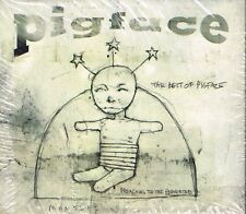 CD album: Pigface: the best of. invisible 2 cds. D3