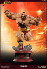Street Fighter Zangief 1:4 Scale statue Pop Culture Shock Collectibles