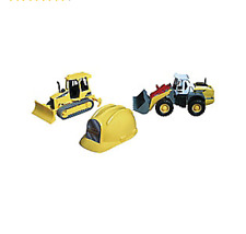 Tesco Deluxe Construction Set, BNIB, Slight Box Damage, Toy, Build, Vehicle, (1)