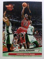 1992 92-93 Fleer Ultra Michael Jordan #27, Chicago Bulls, HOF
