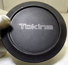 Tokina Front Cap 82mm ID Plastic slip on - worldwide