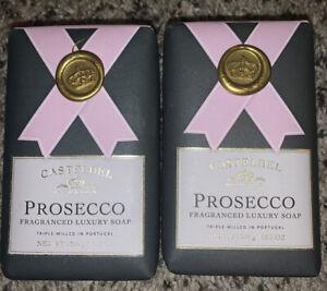 Castelbel Prosecco Fragranced Luxury Soap Bar Triple Milled in Portugal 10.5 oz