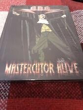 U.D.O. Mastercutor Alive DIGIBOOK 2DVD (Heavy Metal) accept