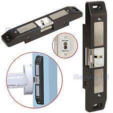 Electric Door Lock for Door Push Panic Bar Stainless Steel Exit Device Emergency