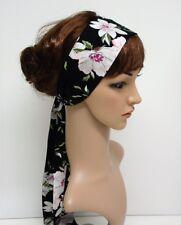 Bufanda Del Pelo, Pelo Pañuelo Cabello Largo para mujeres, cabeza de corbata, Bufanda, Auto Lazo Diadema