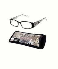 Foster Grant Magnivision Nola Reading Glasses w/case +1.50 Strength