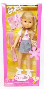 Les Cheries Grow with Corolle French Designed Doll Camille NRFB