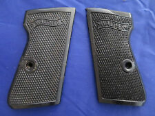 Walther PP Late War Hard Black Grips Used