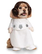 """Principessa Leila di Star Wars Dog Pet Costume, Piccolo, collo alla coda 11"""", circonferenza petto 17"""""""