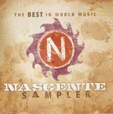 Various - The Nascente Sampler (The Best In World Music) (CD 2000)