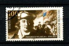 Germany 1994 SG#2609 Gen. Friedrich Wilhelm Von Steuben Used #A24386
