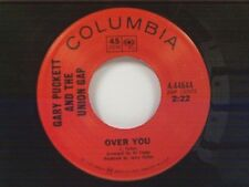 "GARY PUCKETT & UNION GAP ""OVER YOU / IF THE DAY WOULD COME"" 45"