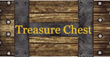 Warlord Saga of the Storm (Warlord CCG) : TREASURE CHEST FOIL SERIE CLASSICS !