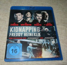 Blu Ray OVP & Neu : Kidnapping Freddy Heineken mit Anthony Hopkins, Kwanten ....