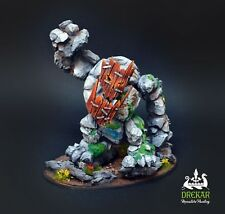 Rogue Idol of Gork orks forgeworld age of sigmar ** COMMISSION ** painting