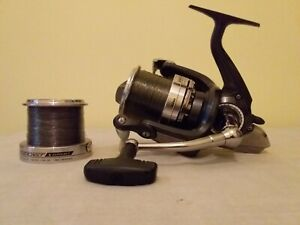 DAIWA WINDCAST X5500 REEL C/W SPARE SPOOL + BOX